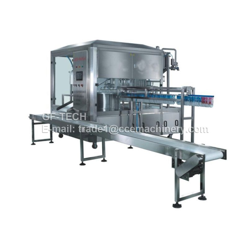 HSD6-3A Spout Pouch Filling and Capping Machine