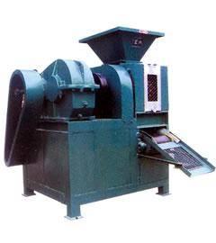Coal (charcoal, coal dust) briquette machine