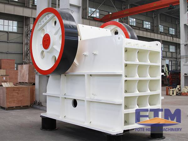 Feldspar Stone Crusher/ Feldspar Jaw Crusher