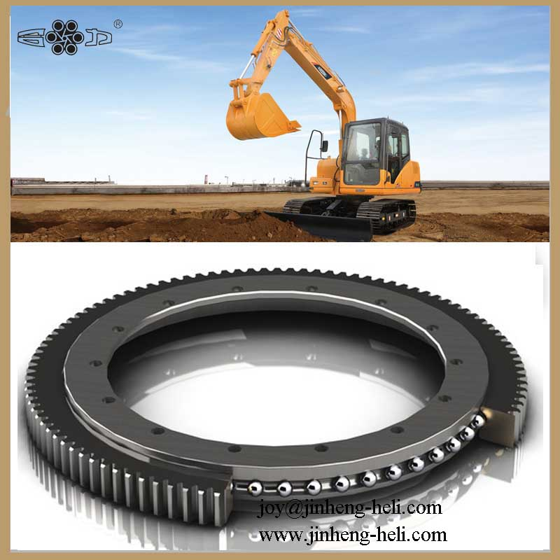 Slewing Bearing Ring 020.25.560 Single Row Four Point Contact Ball Slewing Bearing
