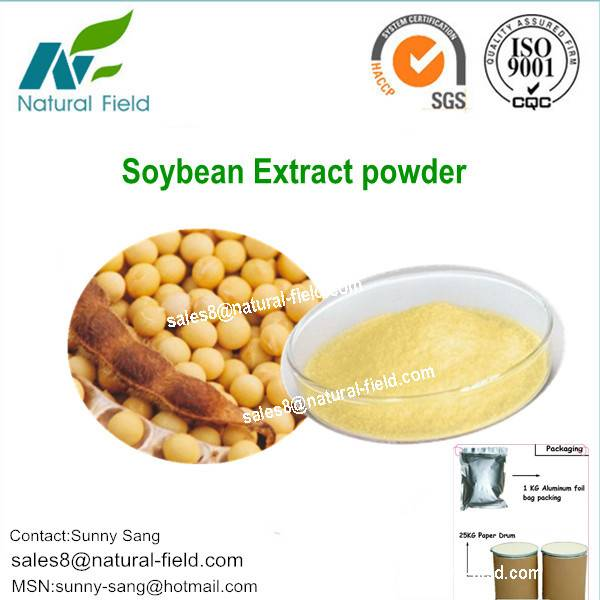 High quality soy isoflavones p.e.