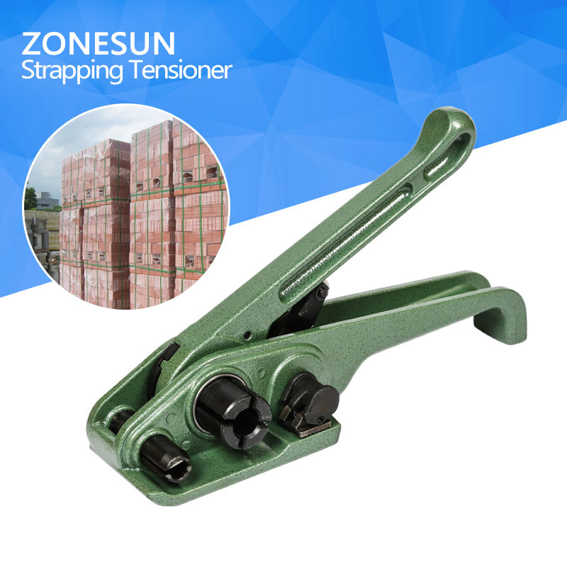 ZONESUN SD330 Manual PET/PP Hand Strapping Tools ( Strapping Tensioner) for 13-19mm PP/PET Strap