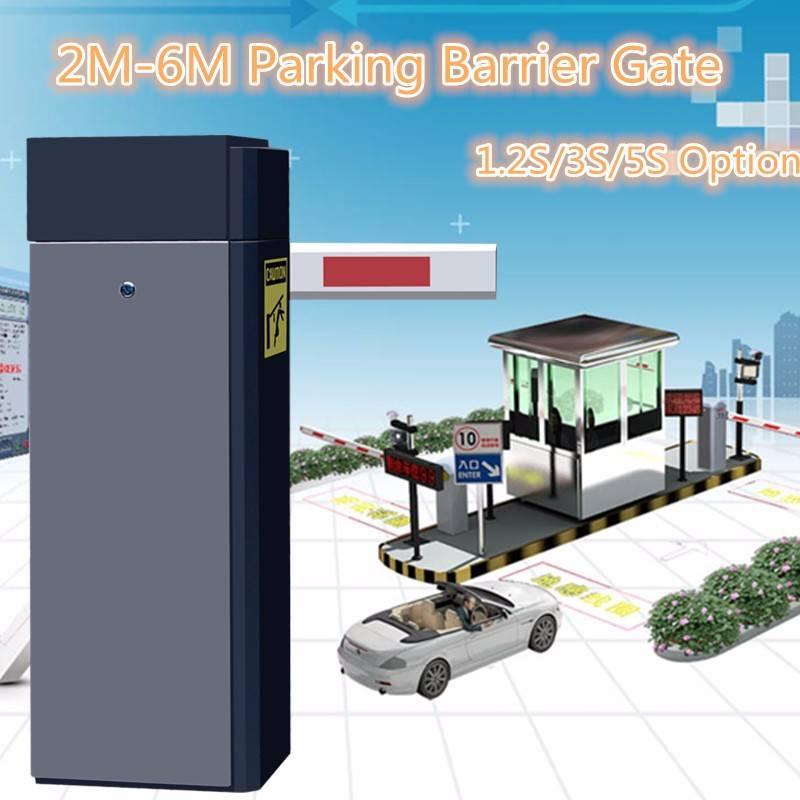 Car Park Control Barrier Gate Remote Control Parking Lot Management Parking Barrier Gate System
