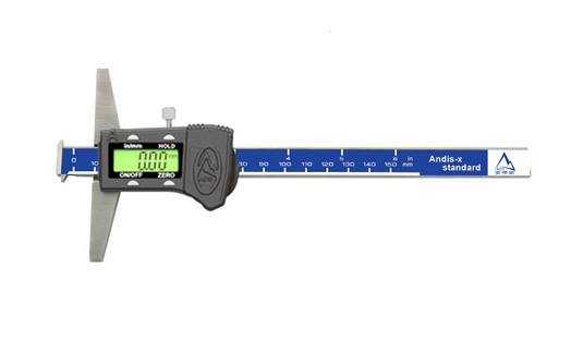 High Precision Digital Offset Depth Vernier Caliper