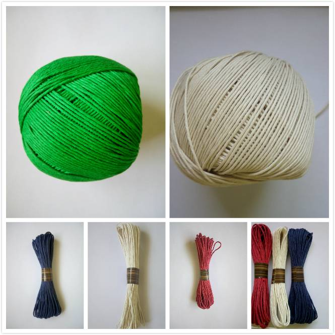 hemp twine , hemp rope , DIY  hemp twine ,Decorative hemp rope colored hemp rope,100%hemp twine