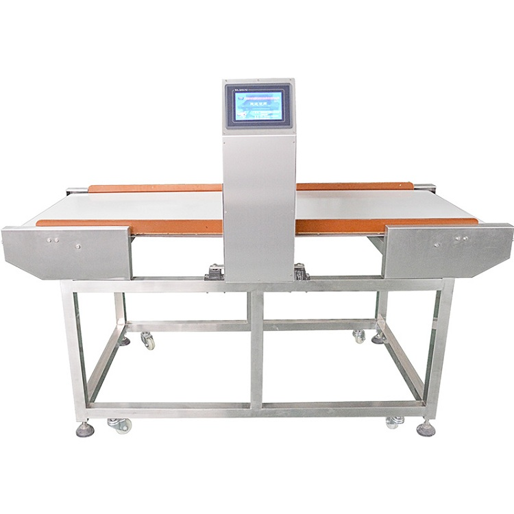 Realible Health Food Processing Metal detector/Industrial Line Conveyor Belt Metal Detector