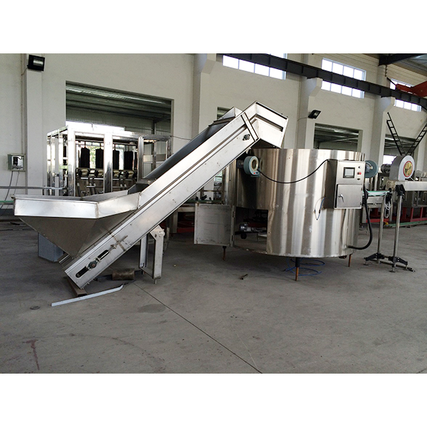 Factory sales Automatic Rotary Unscrambler for Small Pet Bottle