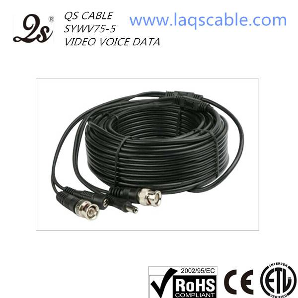 5c2v coaxial cable sywv75-5 75 ohm rg6 cable