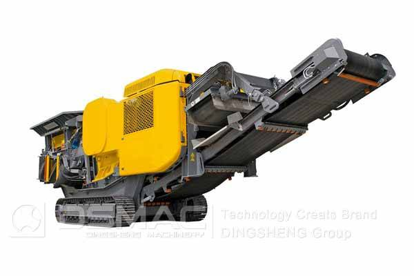 Mobile coal crusher for sale
