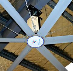 20ft Air Fresh Industrial Commercial Big Ceiling Fan