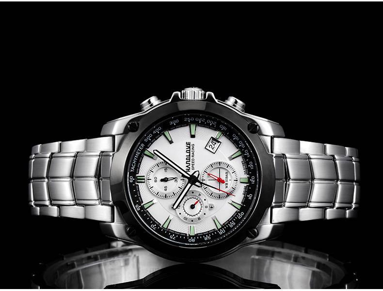 Handlove 5758 Speed Racing watch