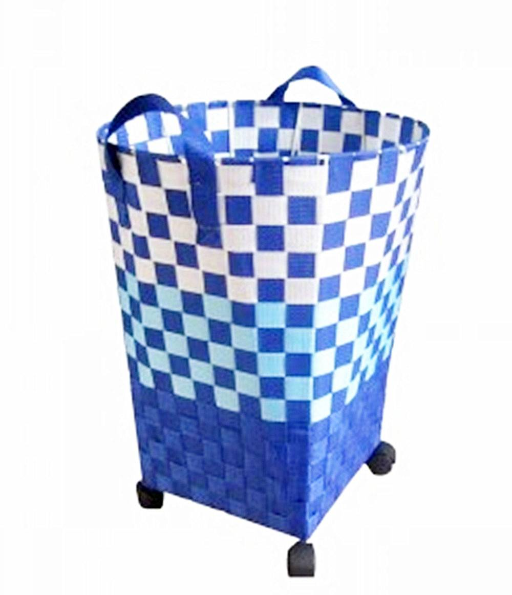 The pp wheel mobile laundry basket