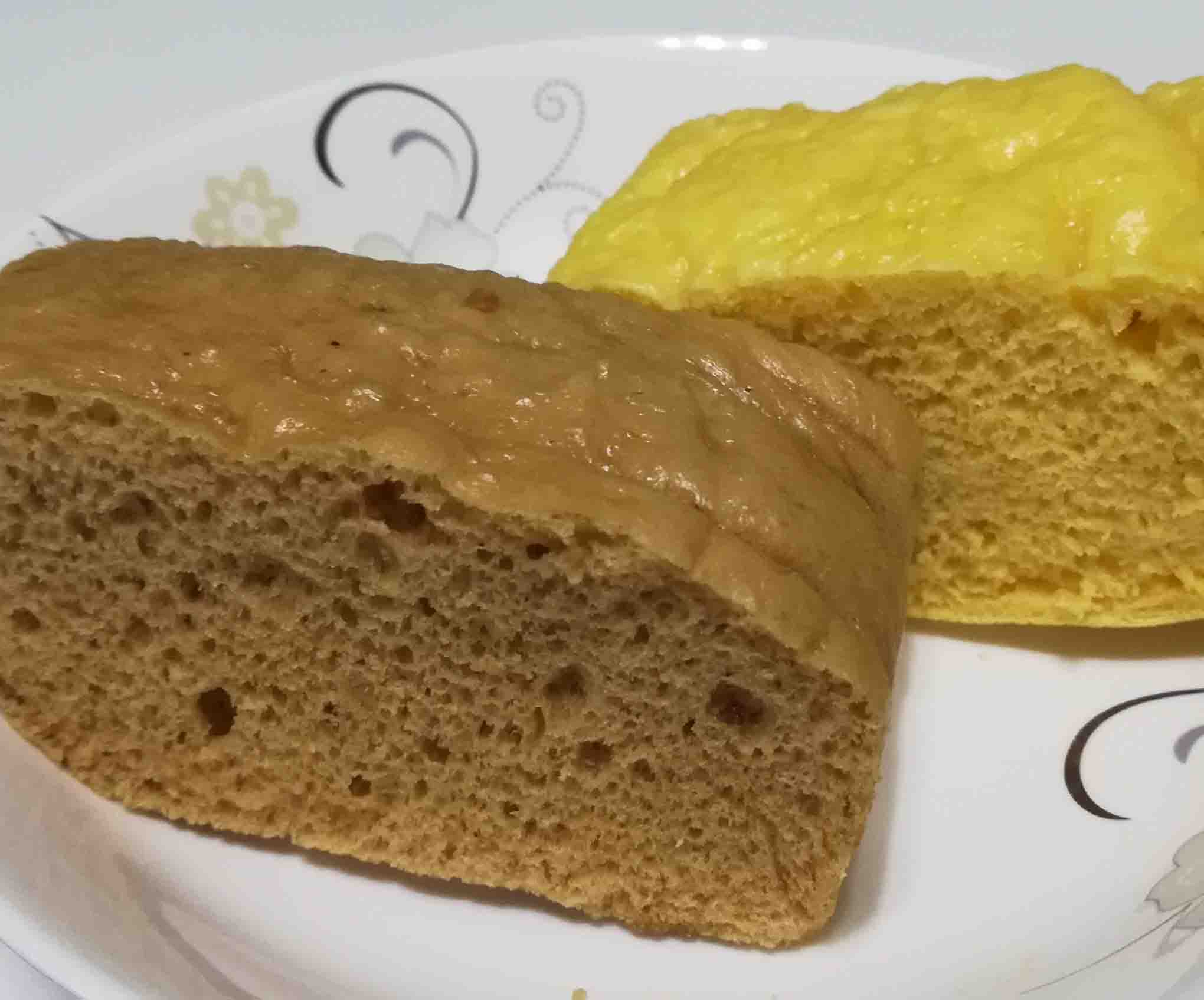 Chinese Fagao Steamed Cake-Brown Sugar&Red Date