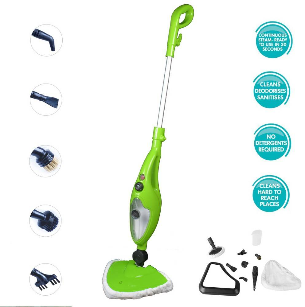 10 in1 steam mop
