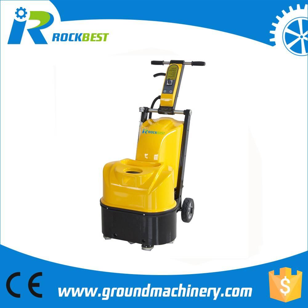 stone floor grinder polisher