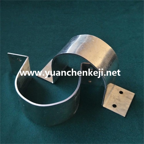 Galvanized Sheet Hoop / C Type Clamp Pipe Clamp / Power Clamp/ Bending Mold Processing