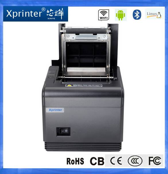 POS Thermal mini printer for restaurant and supermarket