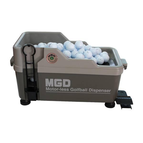 MGD (Motor Less Golf Ball Dispenser) Golfball Dispenser