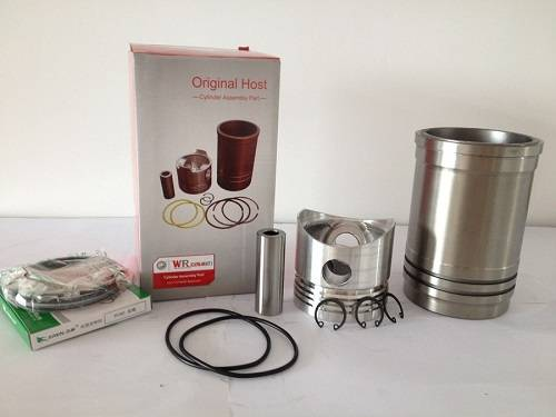 Diesel engine cylinder liner kit/liner kits/piston for tractor engine
