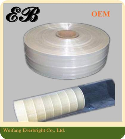 Transparent Straight Tube Poly Bag, PE Bag, Plastic Packing, Bag Packaging On Roll
