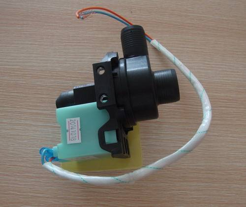 Electrolux washing drain pump