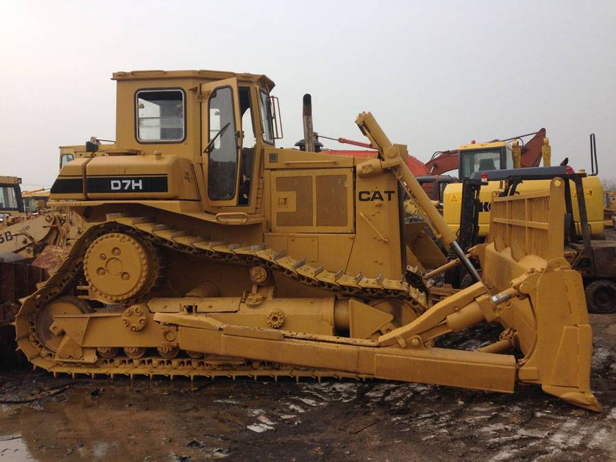 Used Caterpillar D7H Bulldozer, Used Dozer Cat D7H