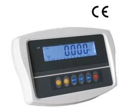 QA/QAL weighing indicator