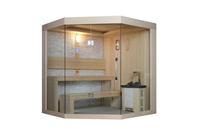 traditional steam sauna room&classic sauna room