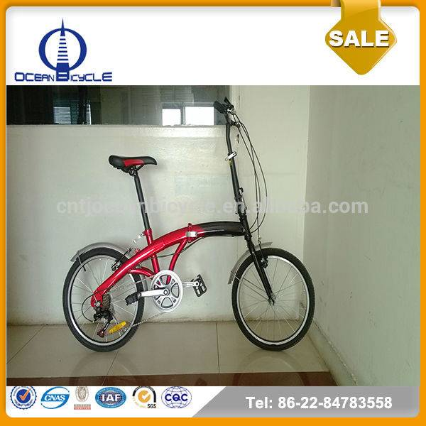 Tianjin Factory 12 Inch Folding Bicycle For Sale