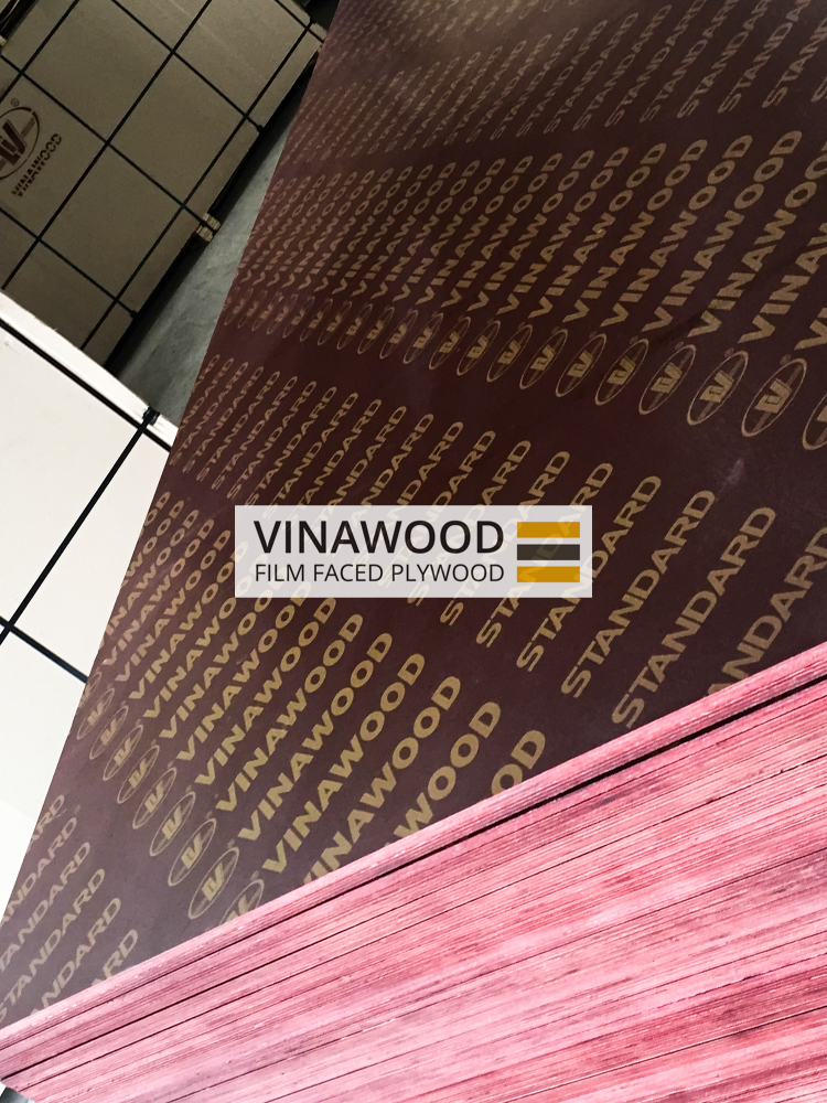 Vietnam Plywood Vietnam Film Faced Plywood Vietnam Plywood Factory
