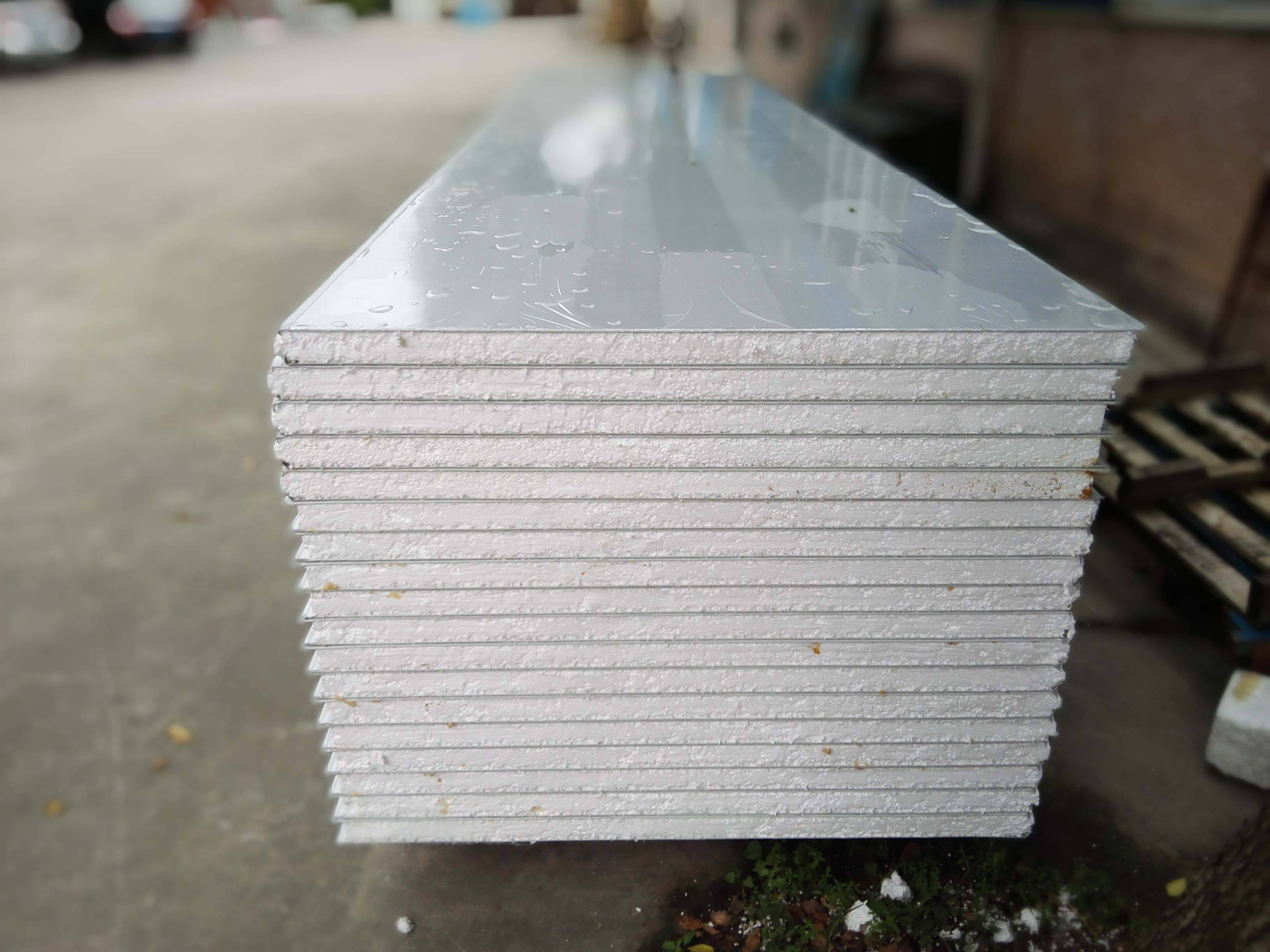 high quality with best price Polystyrene sandwich panels for wall