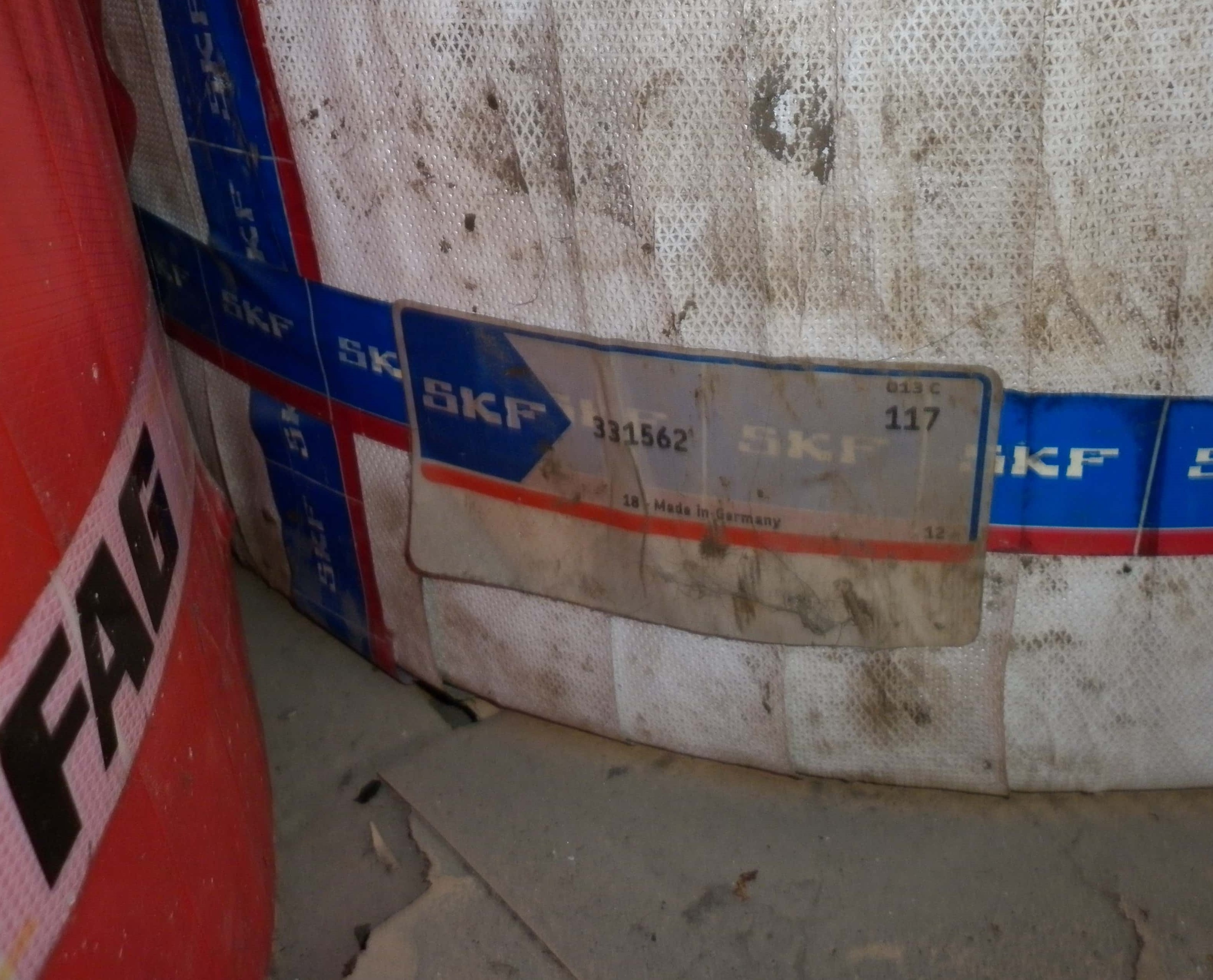 SKF 331562 Double Row Taper Roller Bearing