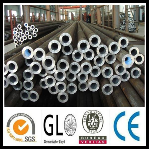 Astm A333 Grade 6 low temperature seamless steel pipe