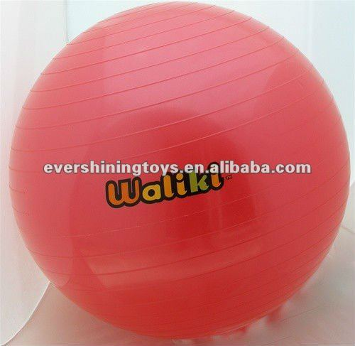 65cm eco-friend PVC Yoga Ball/gym ball