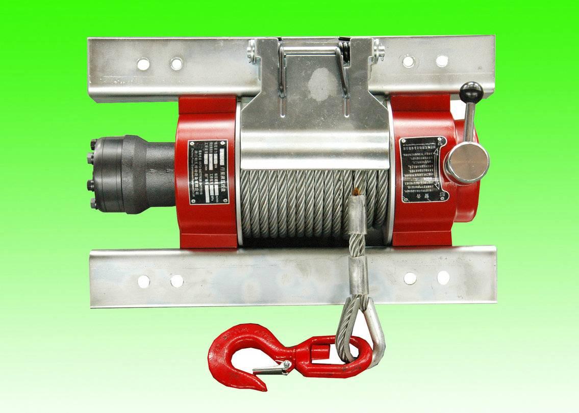 PW-H40 Hydraulic winches