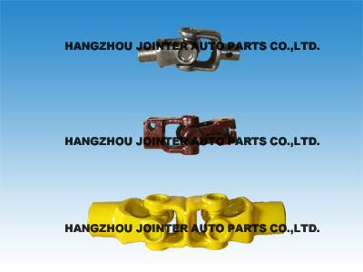 Yoke and Coupling for agricultural machine and PTO