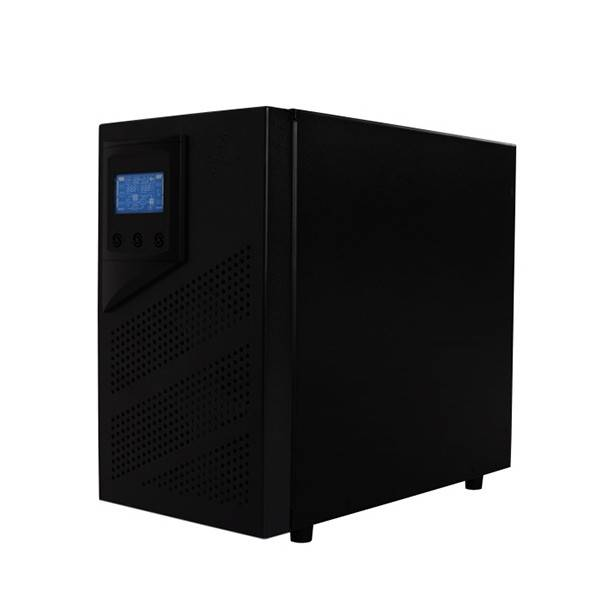 HF series 6-10kva single phase online high frequency ups