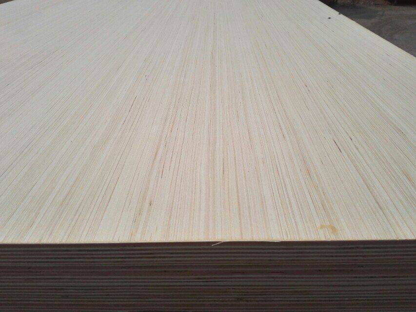 decoration plywood with keuring face veneers