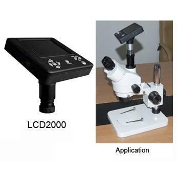 LCD SCREEN ELECTRONIC EYEPIECE LCD2000