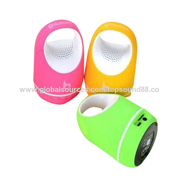 Bluetooth Speaker, Built-in Mic, SD/TF Card Play, Compatible with All Bluetooth Devices SW-S50