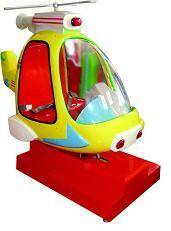 air plane kiddie rides
