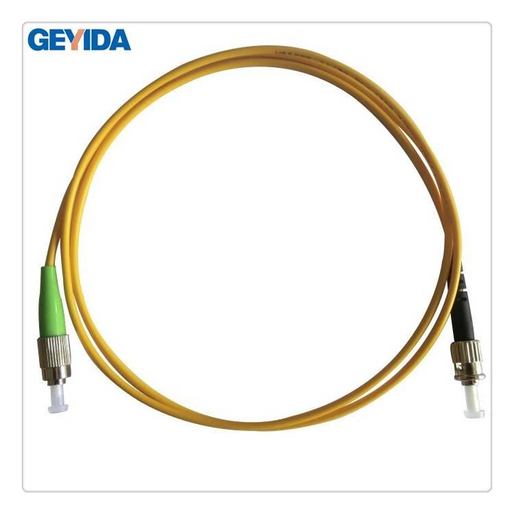 FC/APC-FC/UPC fiber optic patch cord