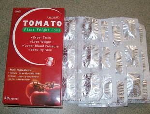 Tomato Weight Loss Capsules