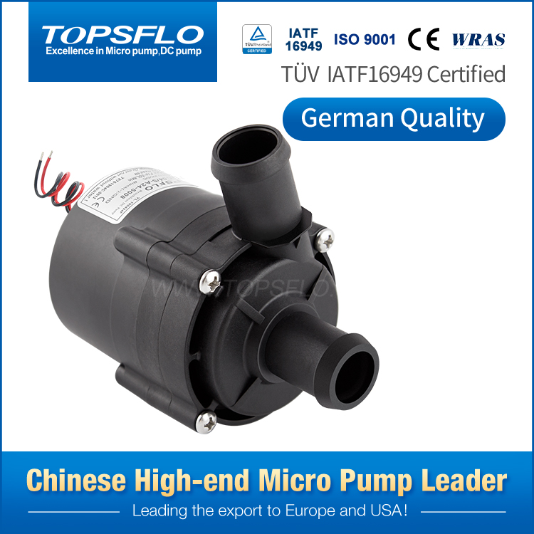 Top Quality 24v Flushing Water Pump Used For Intelligent Toilet With Head 8m