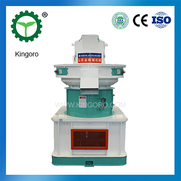 Kingoro 560 vertical ring die pellet machine