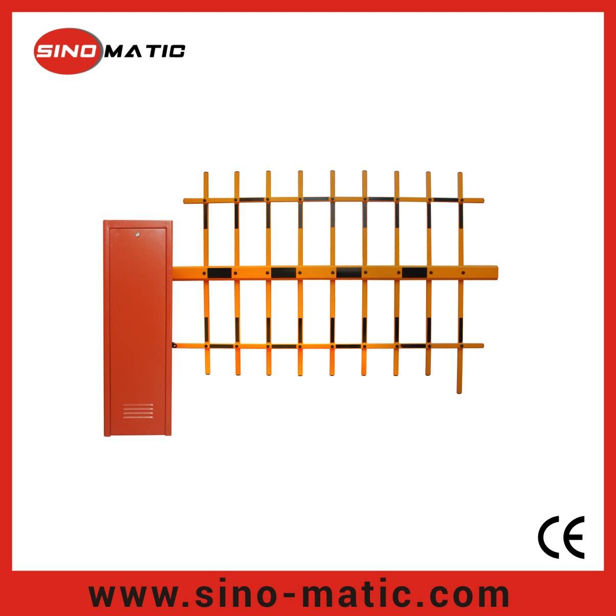 Vehicle Parking Management Automatic Parking Traffic Barrier Gate Barrier
