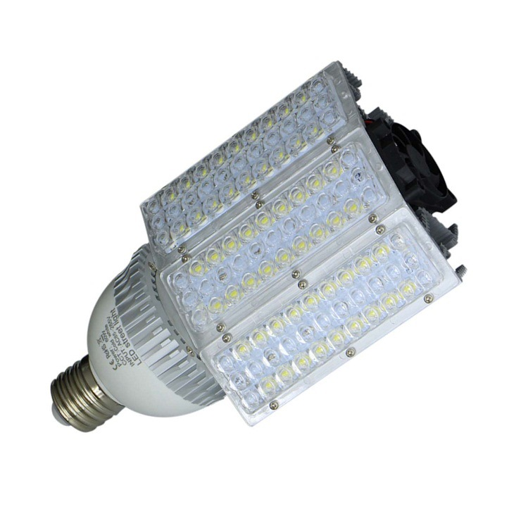 100W High Bright LED Yard Corn Street Lamps with IP65 E40 Base and Ce RoHS Approved
