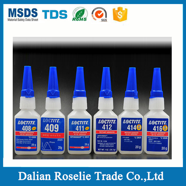 loctite 401 403 406 410 411 414 454 460 495 msds of instant adhesive krazy glue