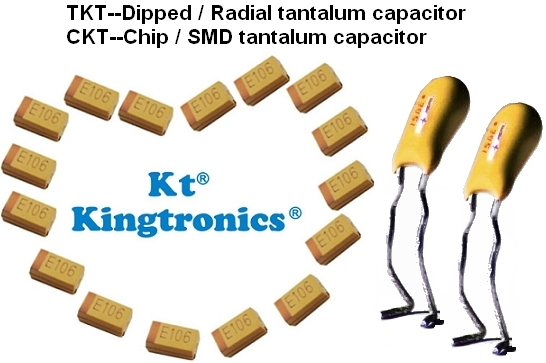 radial multilayer ceramic capacitor