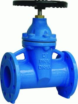 F4/F5 Non Rising stem resilient seated gate valve